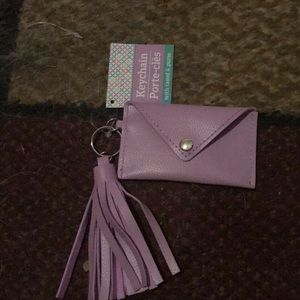 Accessories - New coin purse and tassel